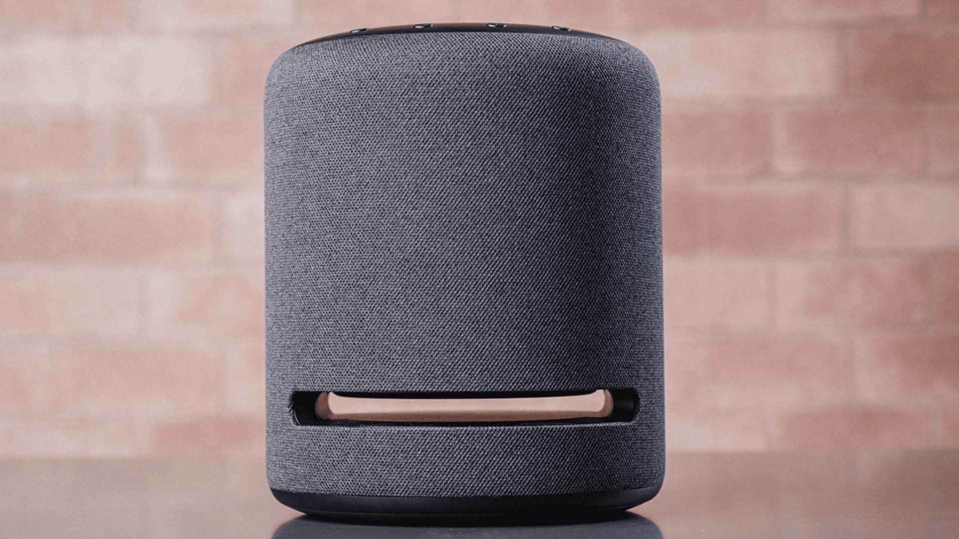 O Echo Studio é o melhor smart speaker da Amazon (Foto: Zoom)