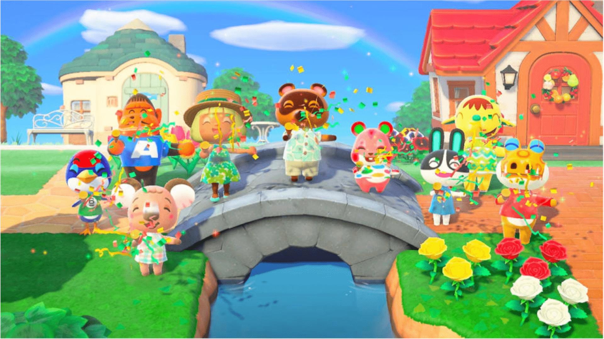 Transforme sua ilha em um lar e atraia novos moradores em Animal Crossing: New Horizons (Foto: Divulgação/Nintendo)