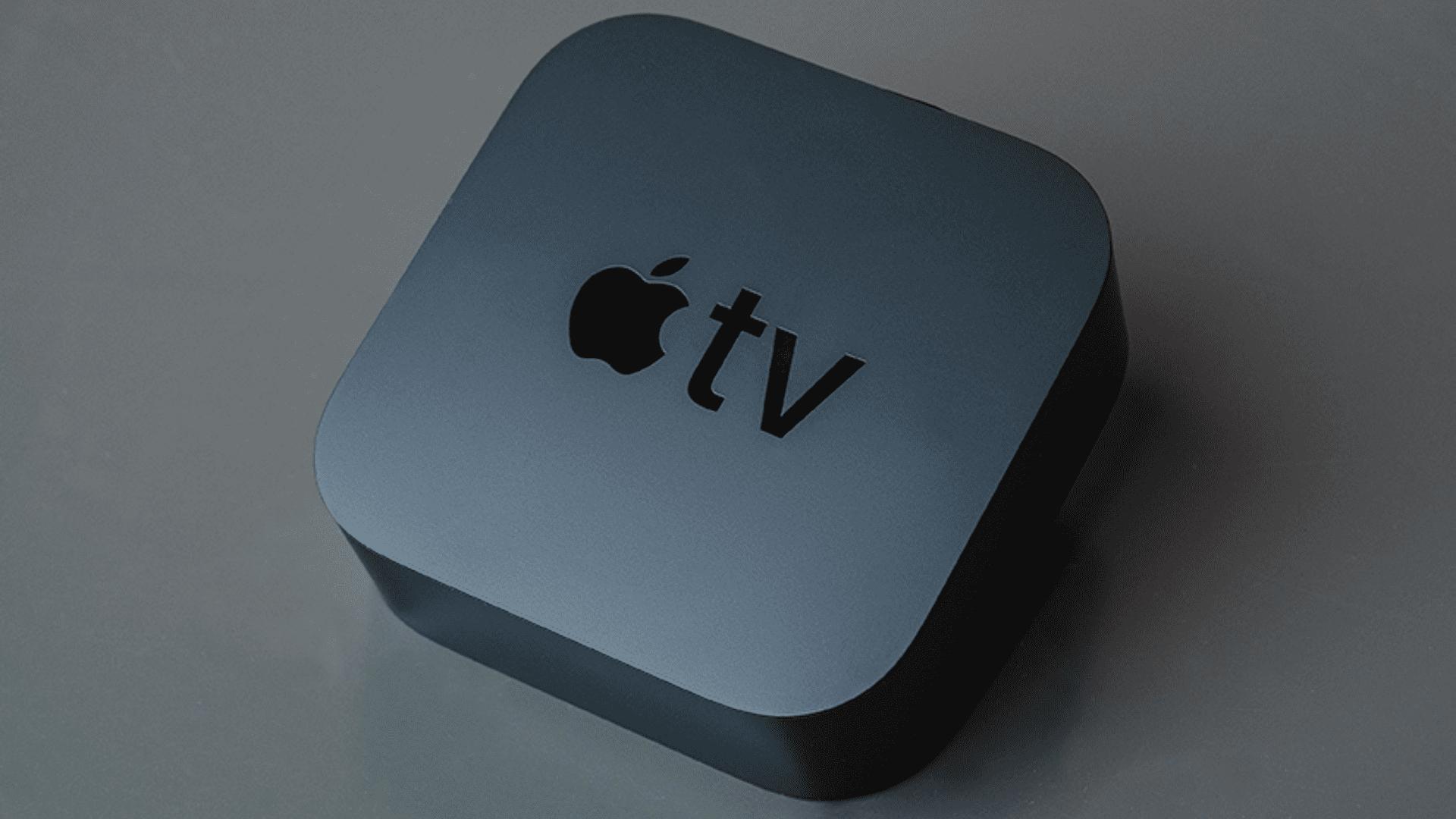 A Apple TV 4K é compacta e tem design minimalista e elegante (Foto: Zoom)