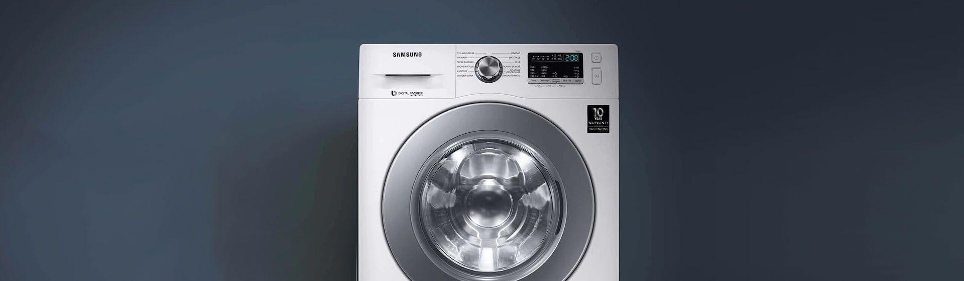 As 5 melhores Lava e Seca da Samsung em 2021