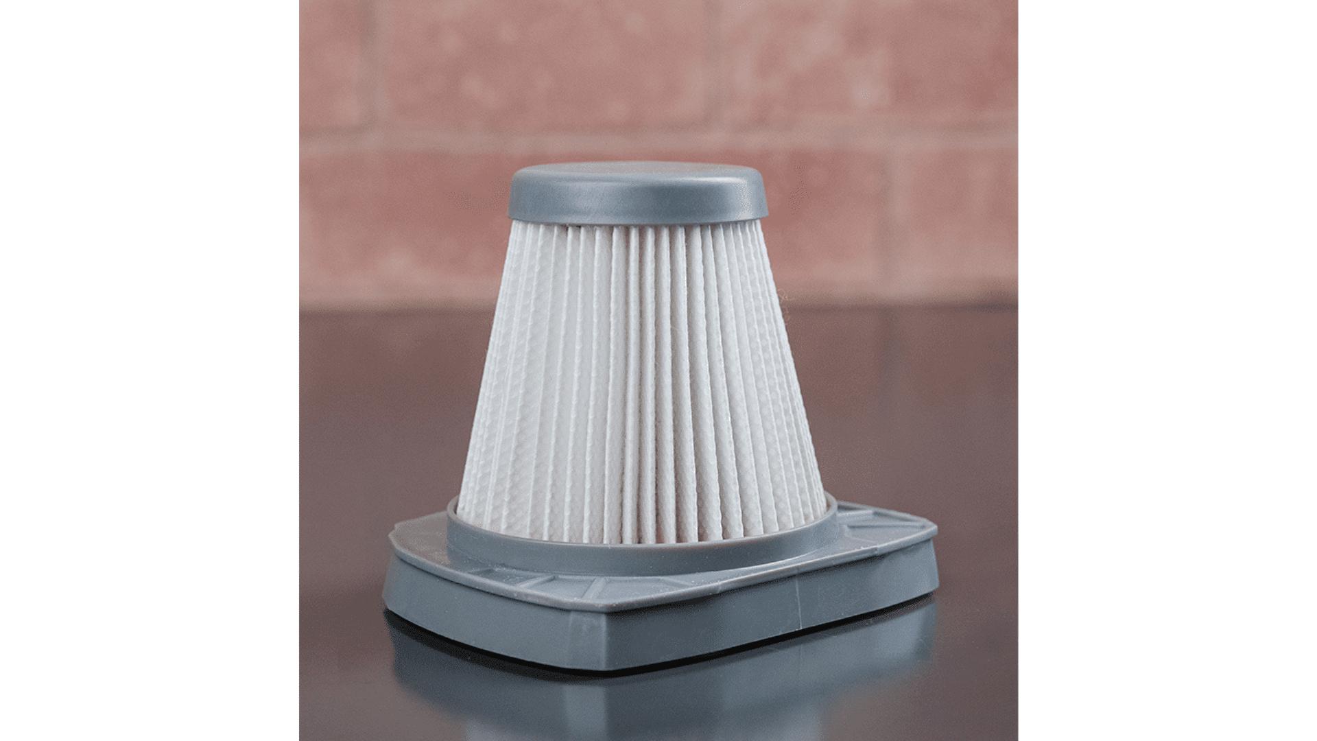 O filtro do Wap Silent Speed é o HEPA, eficiente e reutilizável. (Foto: Zoom)