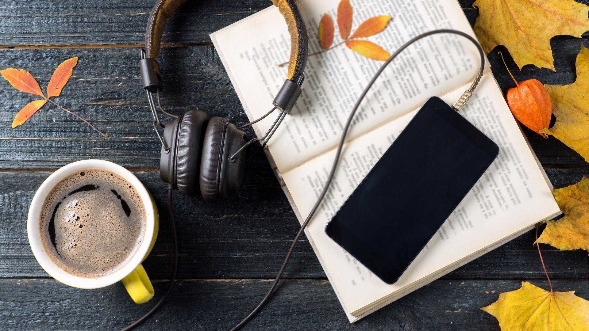Audio Books são livros falados (Foto: Shutterstock)