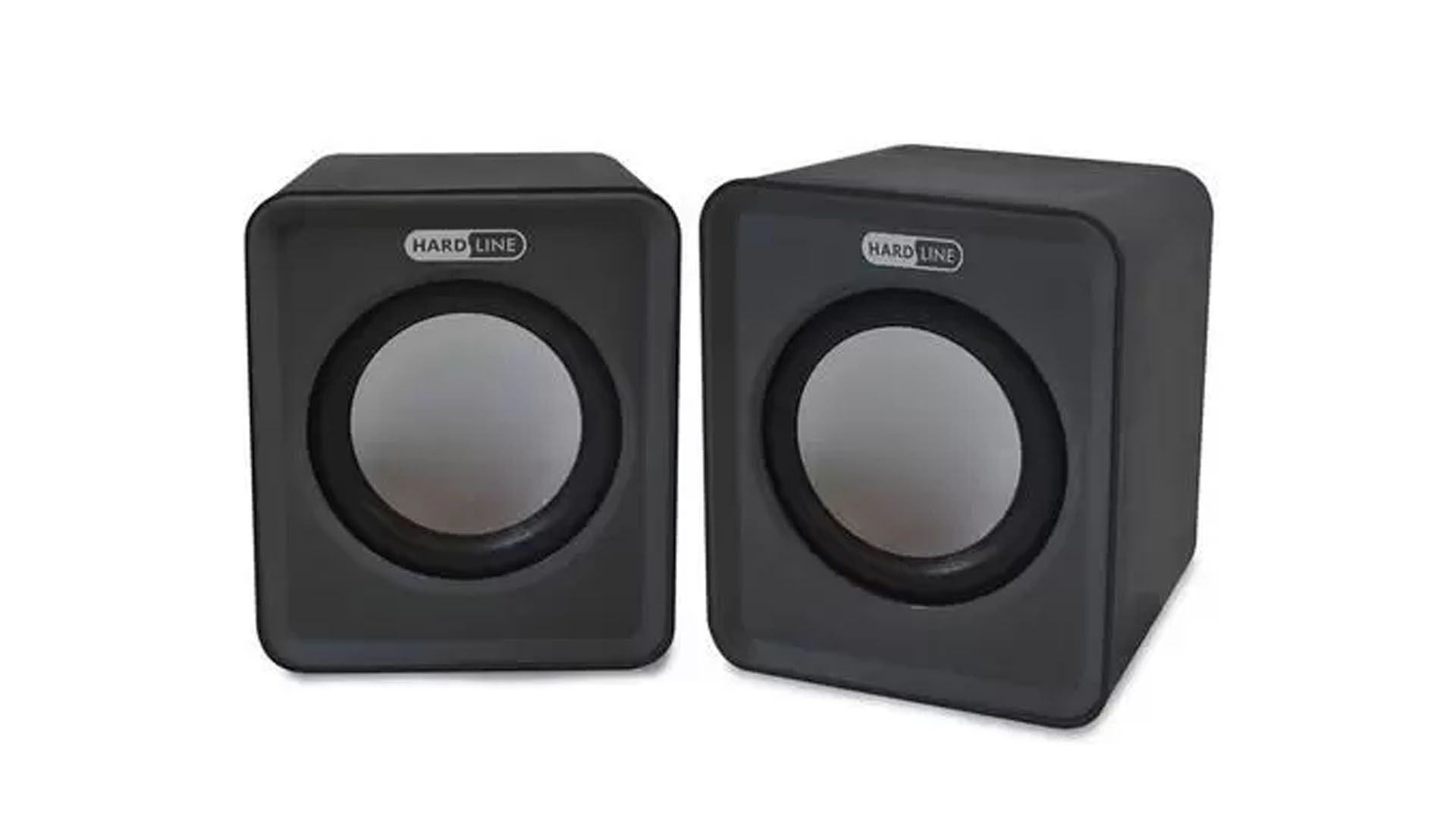 Caixa de som para PC da Hardline é compatível com vários dispositivos (Divulgação / Hardline)