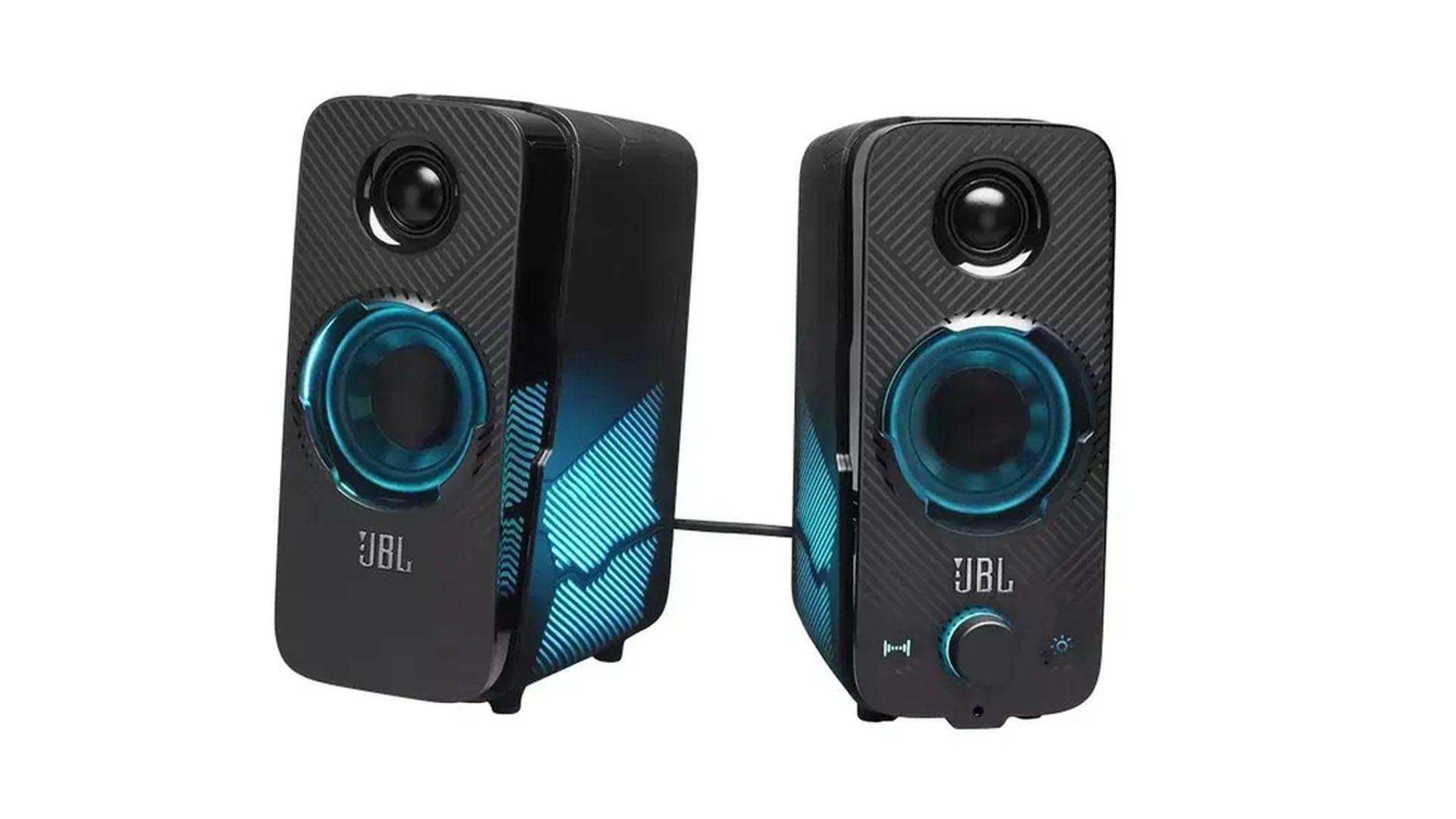 Marca conceituada, a JBL marca presença na nossa lista de caixas de som para PC (Divulgação / JBL)