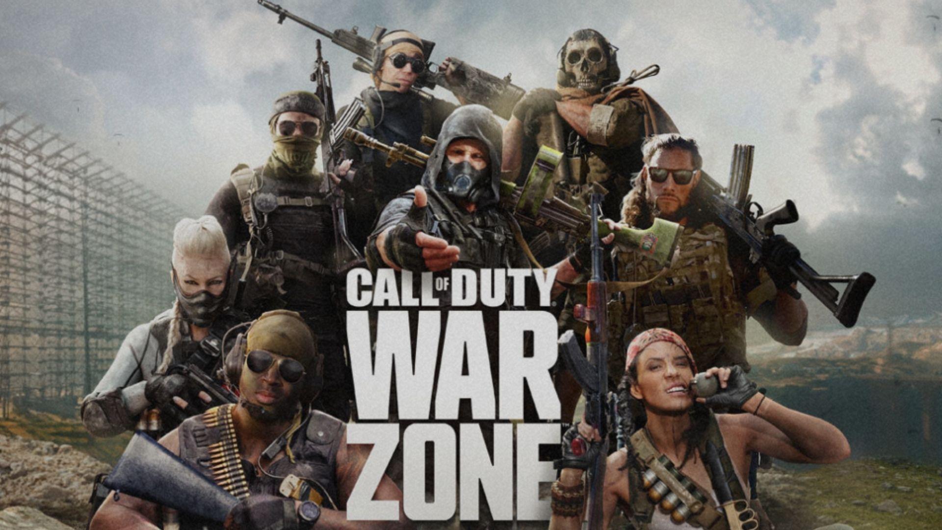 Call of Duty pode ser baixado em moto Battle Royale e Pilhagem (Foto: Divulgação)