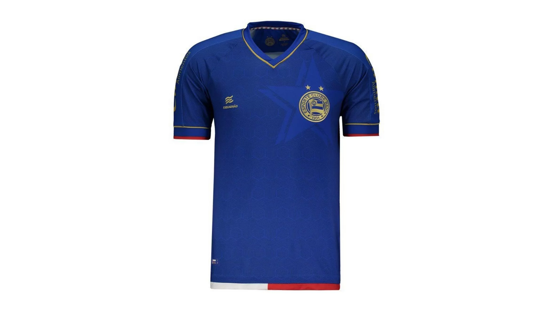 Camisa do Bahia 2019 Esquadrão Jogo 3 (Imagem: Divulgação/Esquadrão)