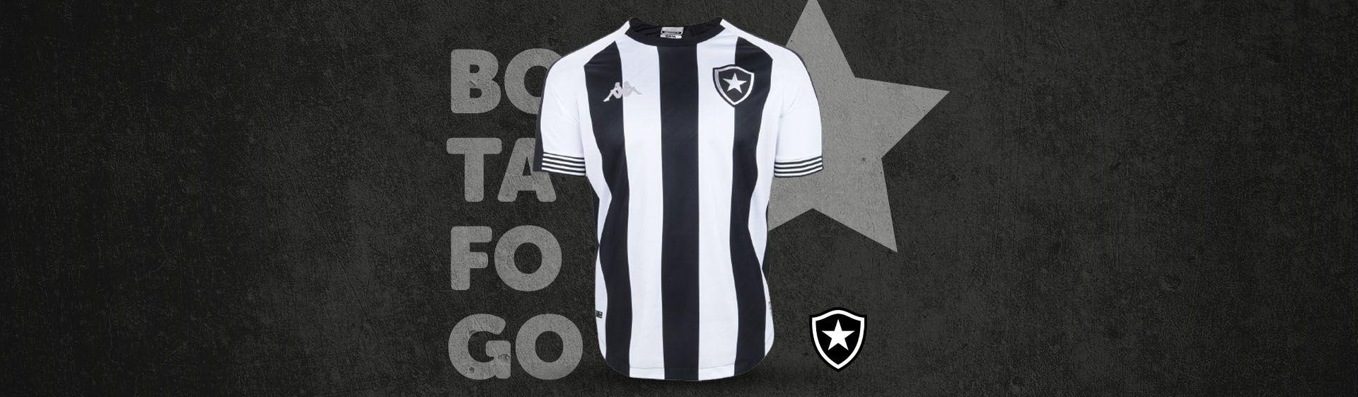 Camisa do Botafogo: camisas do Botafogo para comprar em 2021