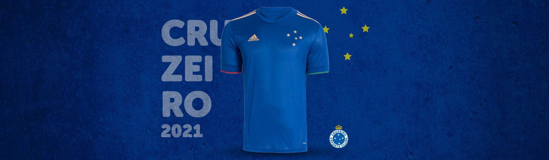 Camisa do Cruzeiro: camisas do Cruzeiro para comprar em 2021