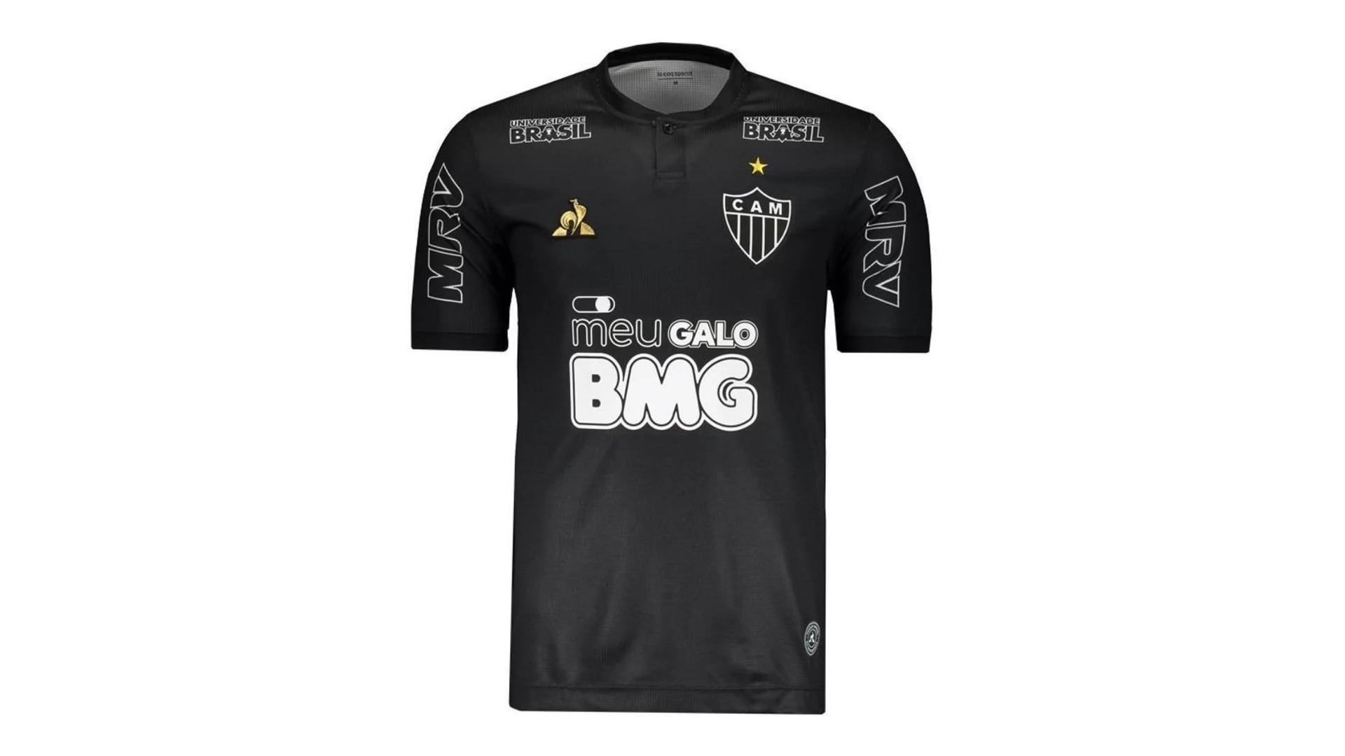 Camisa do Galo 2019 Le Coq Sportif Jogo 3 (Imagem: Divulgação/Le Coq Sportif)