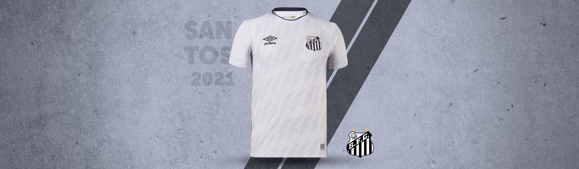 Camisa do Santos: camisas do Santos para comprar em 2021