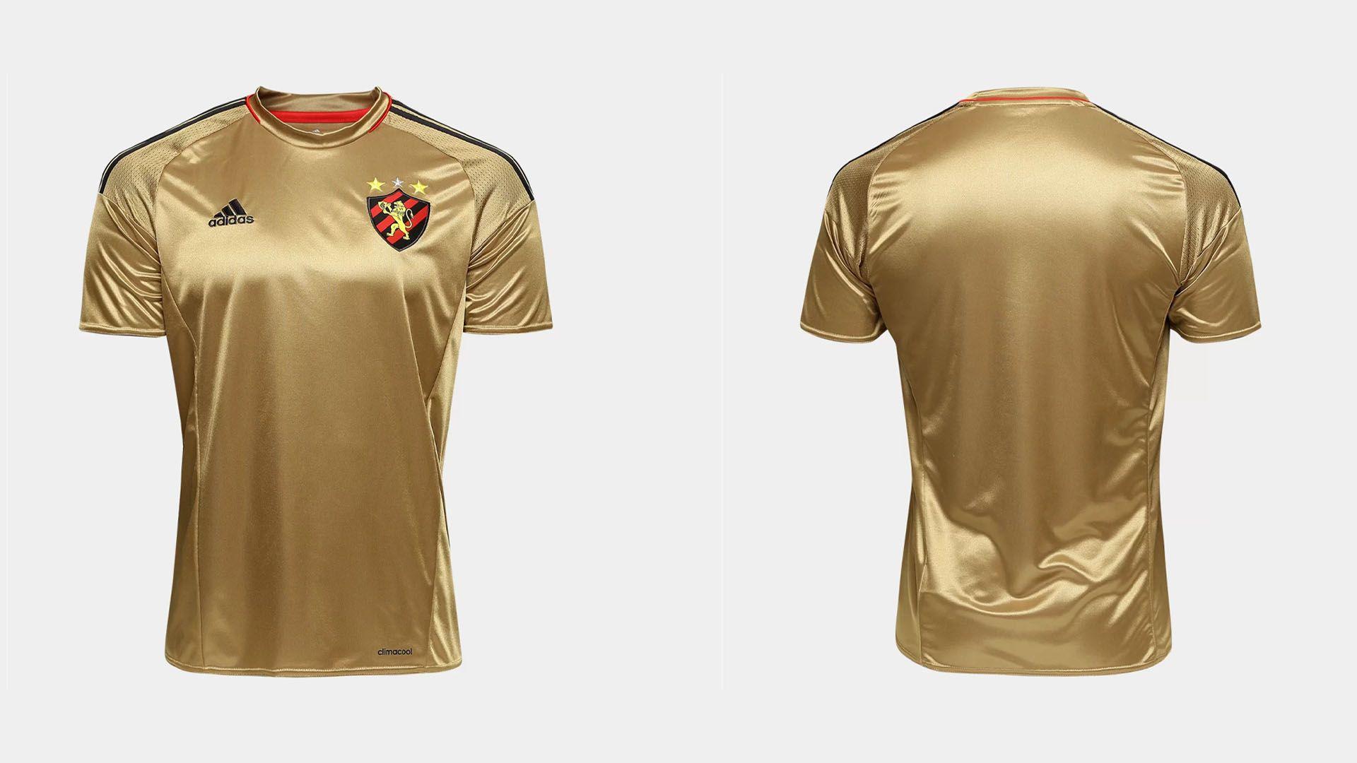 Camisa do Sport 2016 Adidas Jogo 3 (Imagem: Divulgação/Adidas)