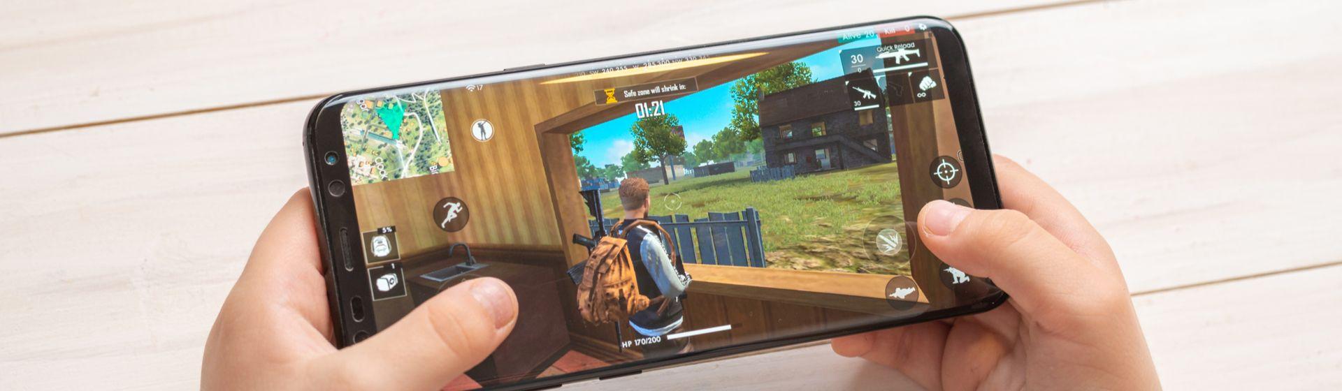 Melhores celulares para jogar Free Fire: veja opções