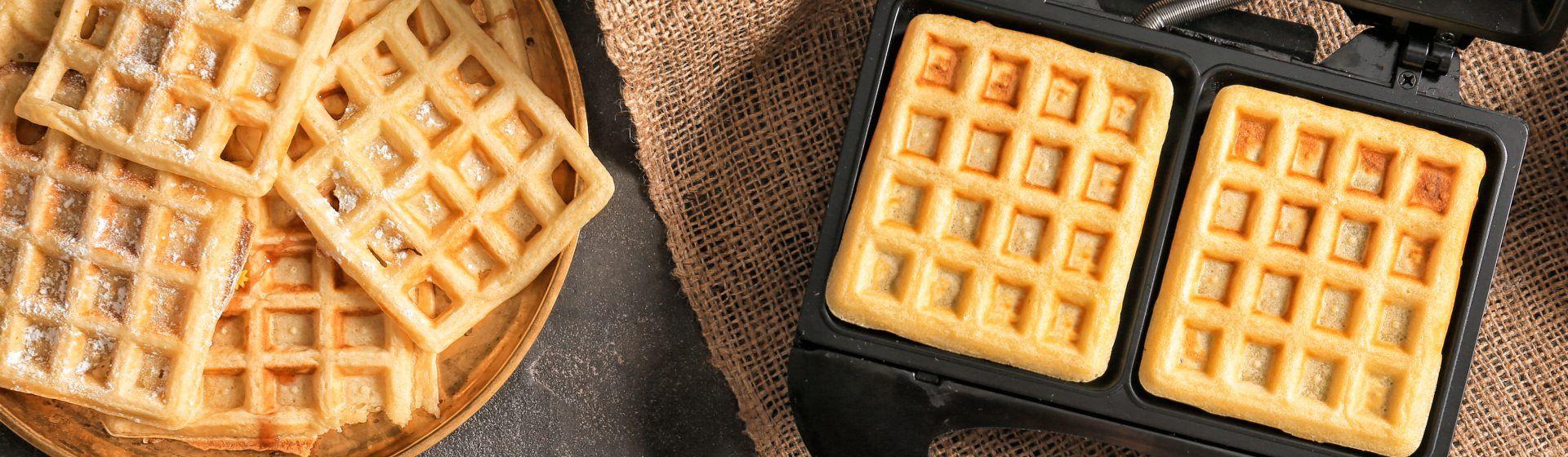 As melhores máquinas de waffle para comprar em 2021