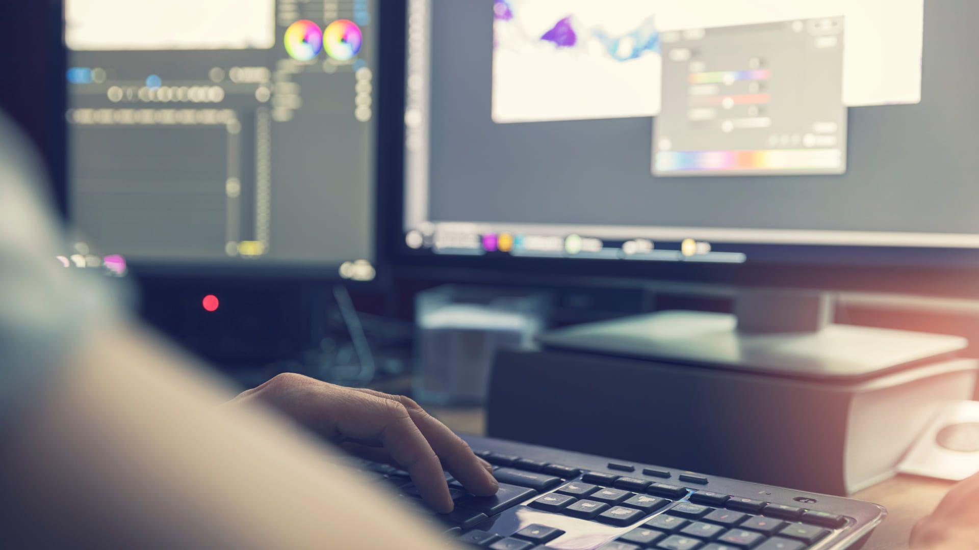 A renderização depende de um computador com configurações mais robustas. (Fonte: Shutterstock)