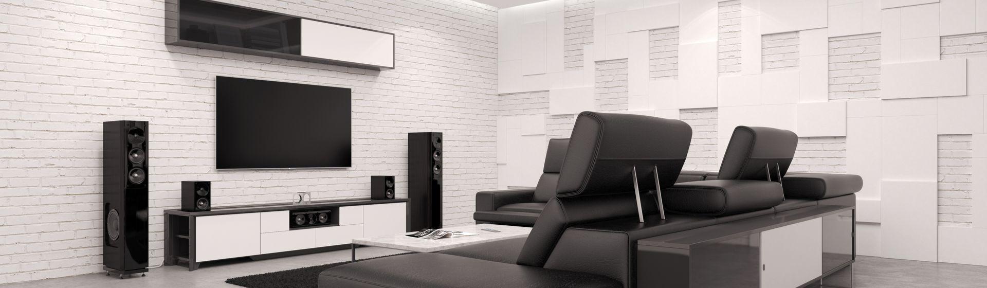 Como ligar home theater na TV?