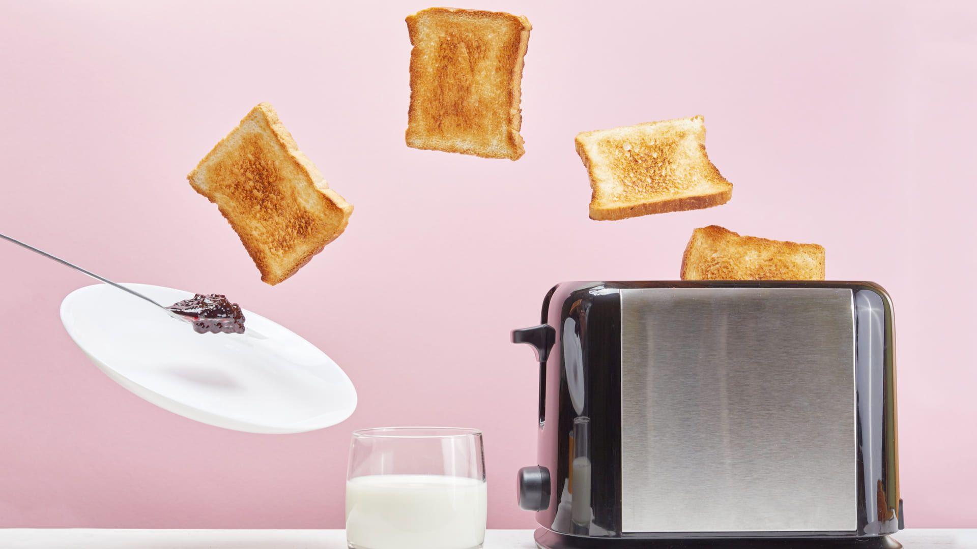 Conheça os recursos para escolher sua torradeira elétrica (Imagem: Reprodução/Shutterstock)