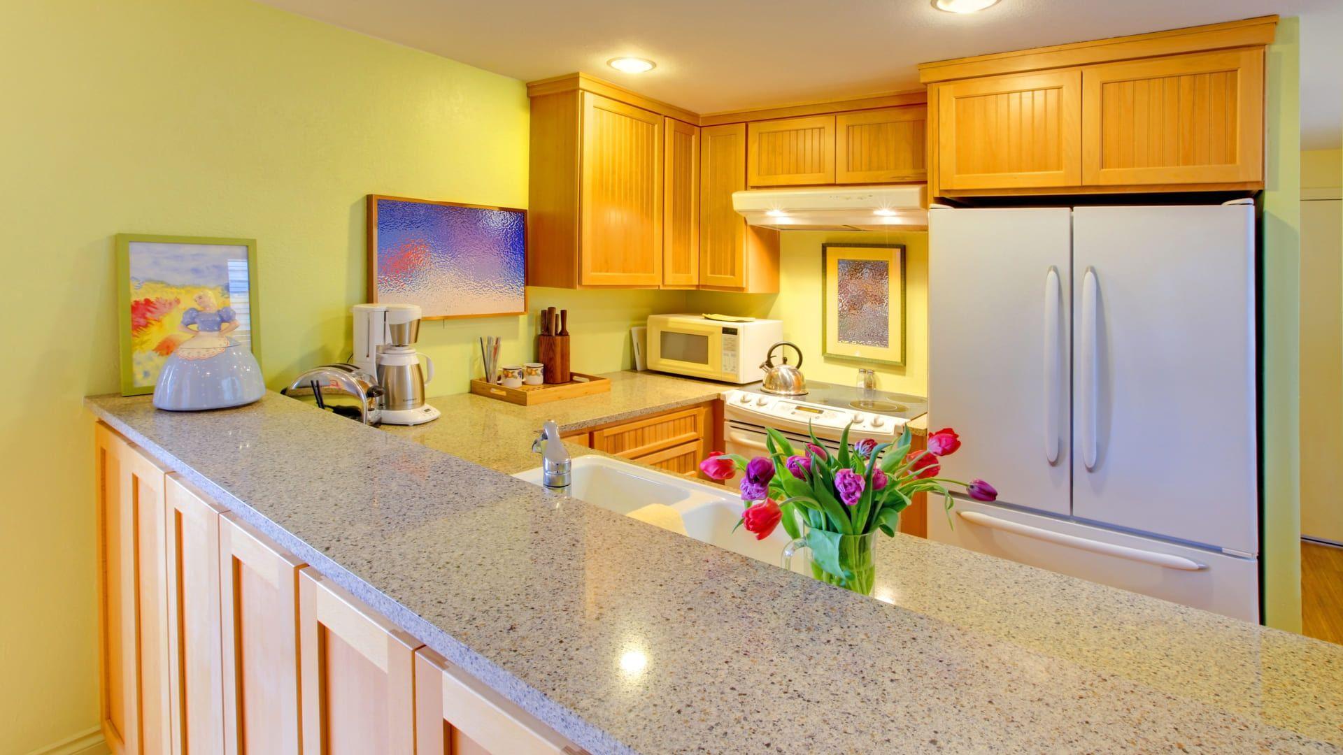 É possível montar uma cozinha americana (Foto: Shutterstock)
