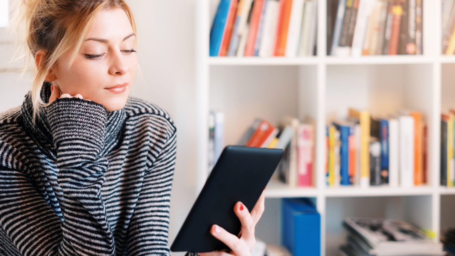 Como fazer um ebook? Aprenda no passo a passo (Foto: Shutterstock)