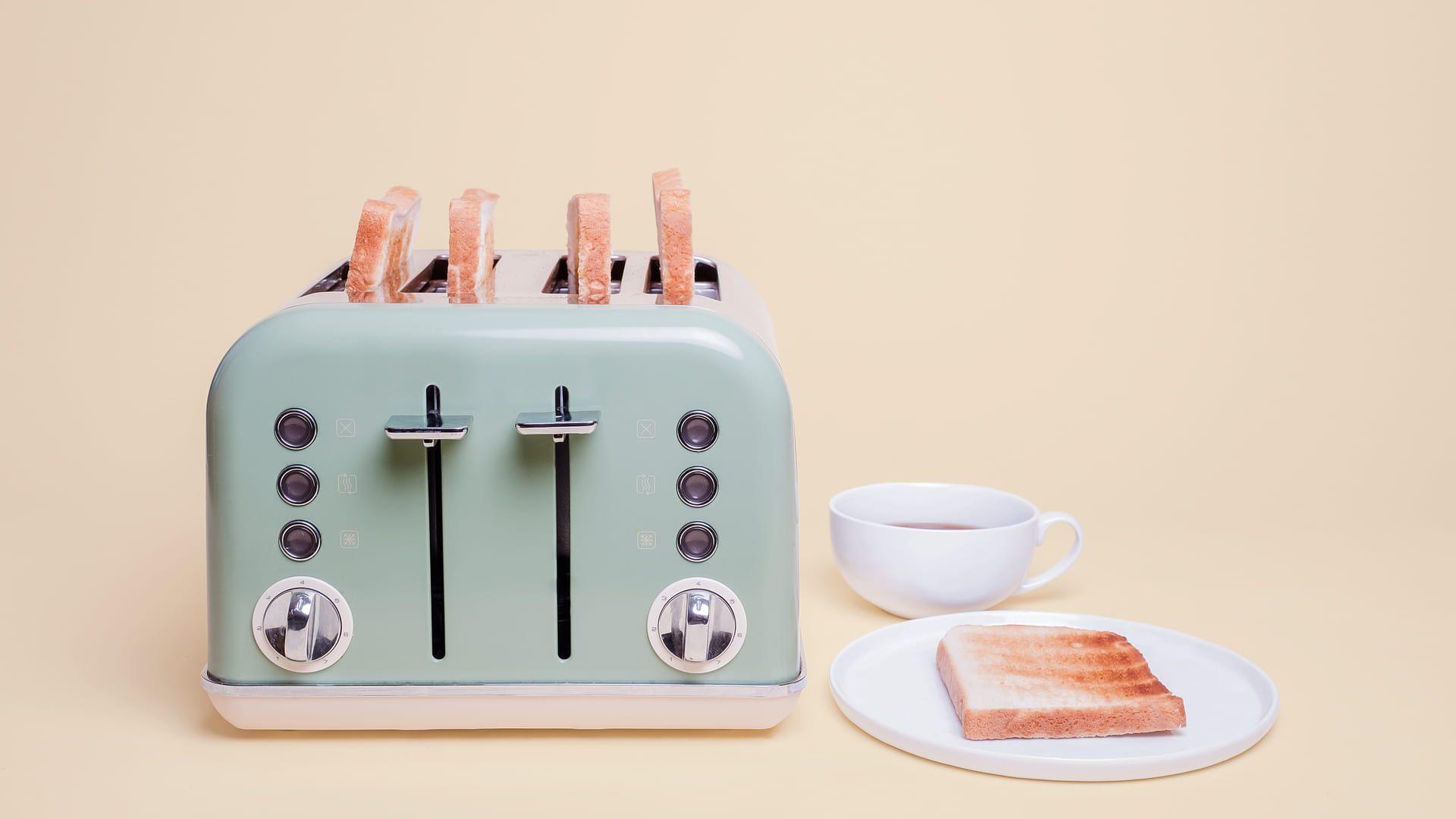 Confira qual torradeira elétrica é a melhor para sua família! (Imagem: Reprodução/Shutterstock)