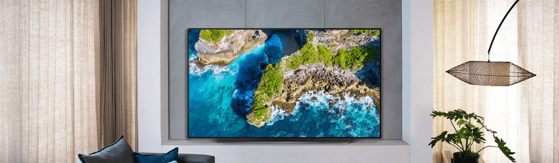 Smart TV LG ThinQ AI OLED CX é boa?