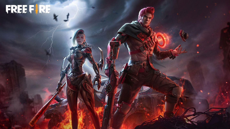 Free Fire permite um gameplay ágil e dinâmico. (Foto: Divulgação)
