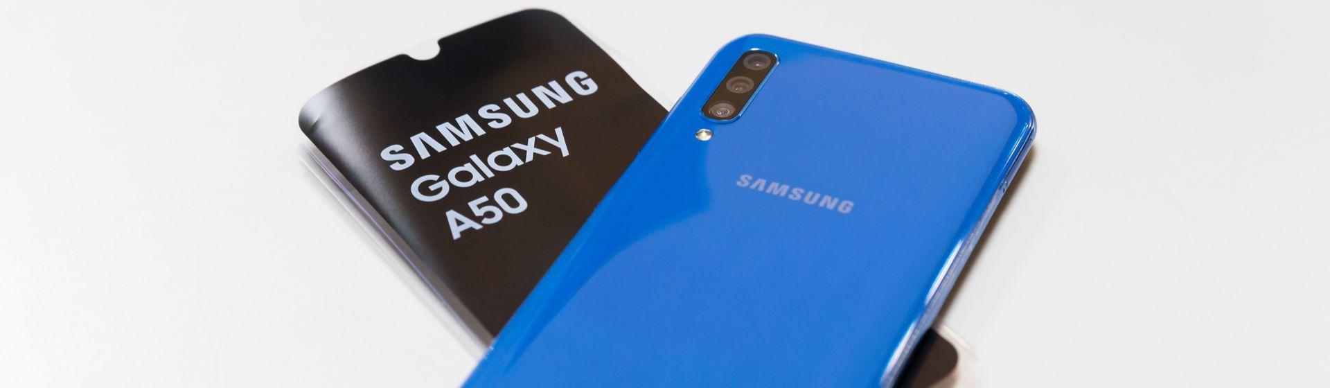 Galaxy A50 é bom? Conheça ficha técnica do celular Samsung