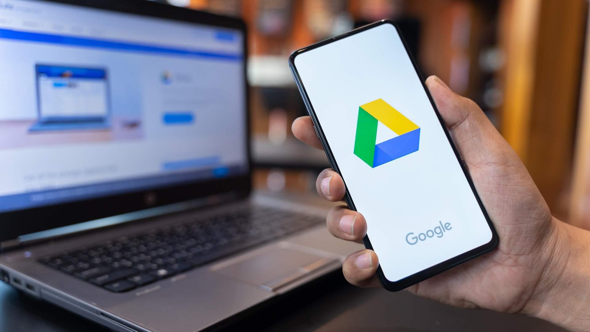 O Google Drive é um dos serviços mais usados atualmente (Fonte: Shutterstock/Nopparat Khoktong)