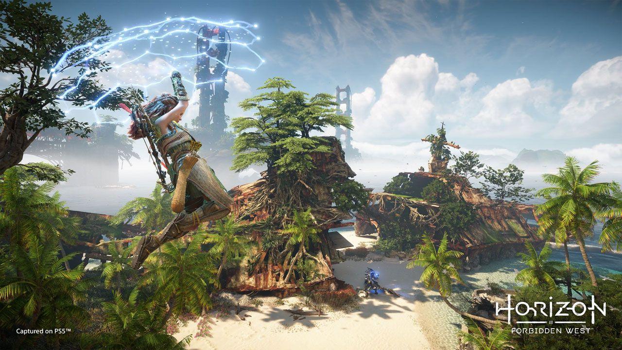 Horizon: Forbidden West é um jogo exclusivo do PlayStation que deve chegar em 2021 (Divulgação/Sony)