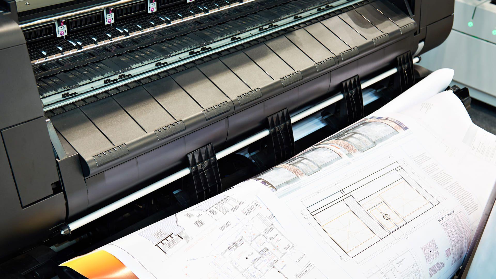 Confira também a impressora plotter de recorte (Foto: Reprodução/Shutterstock)