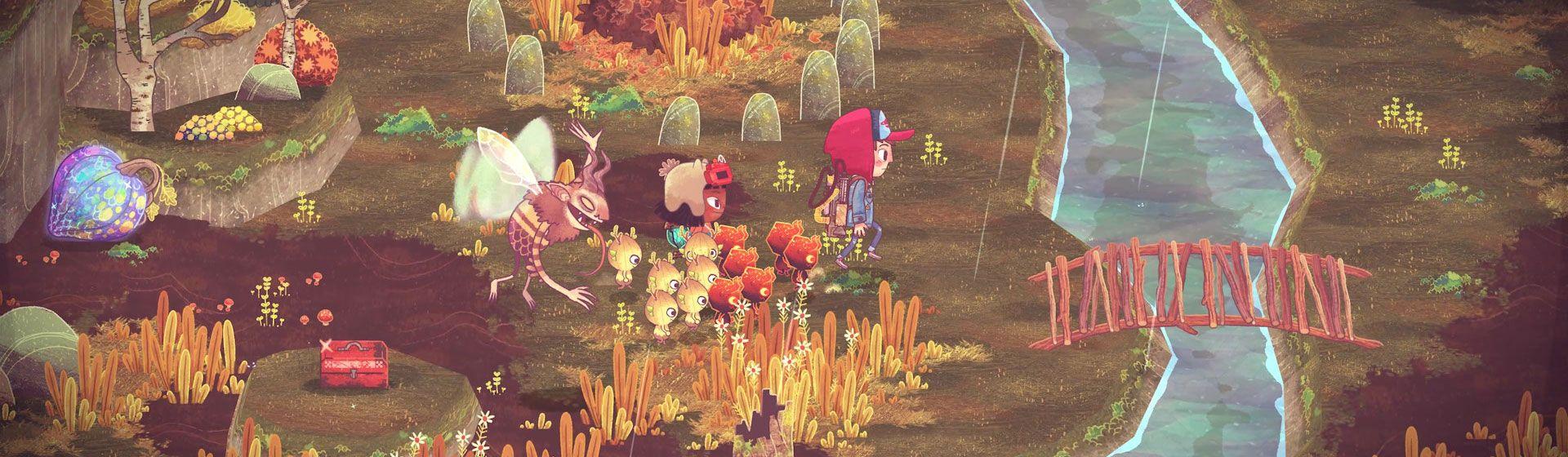 Jogos do Game Pass: The Wild At Heart e mais chegam em maio