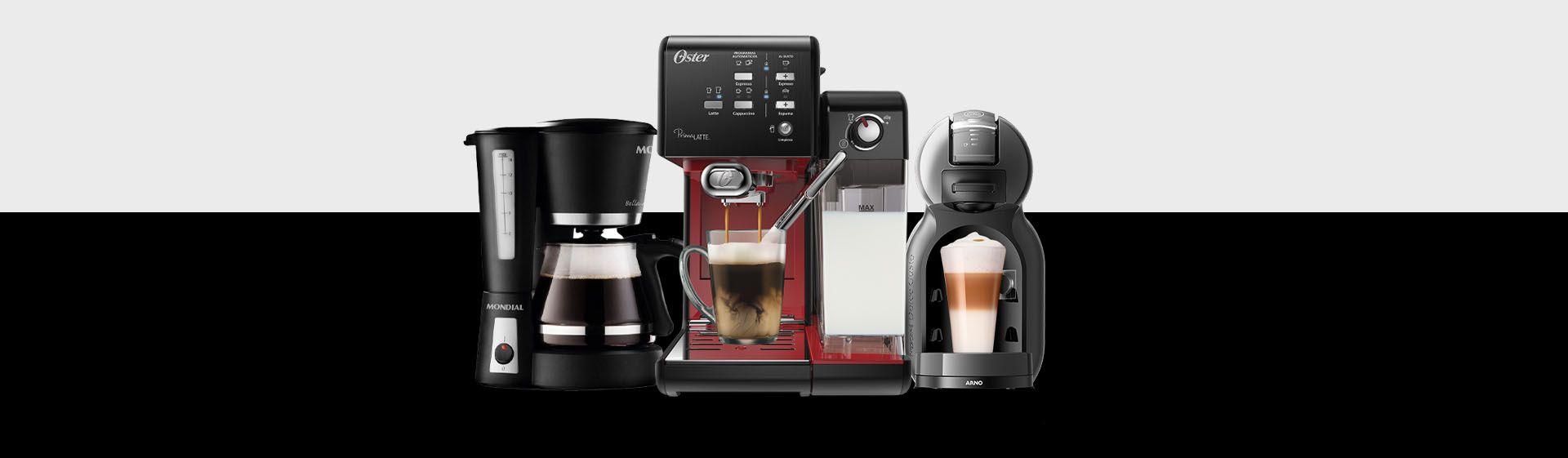 Como avaliamos as cafeteiras no Zoom