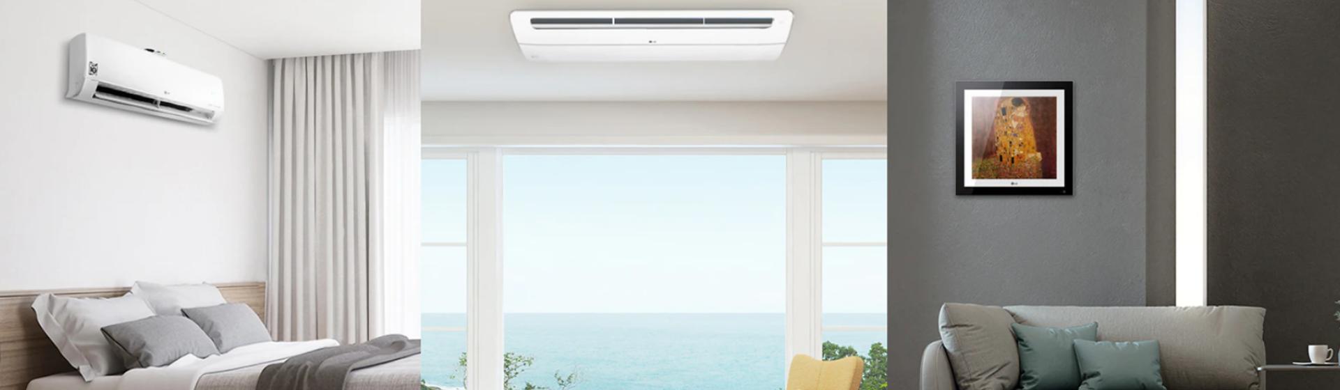 LG lança ar-condicionado que pode refrigerar até 5 ambientes