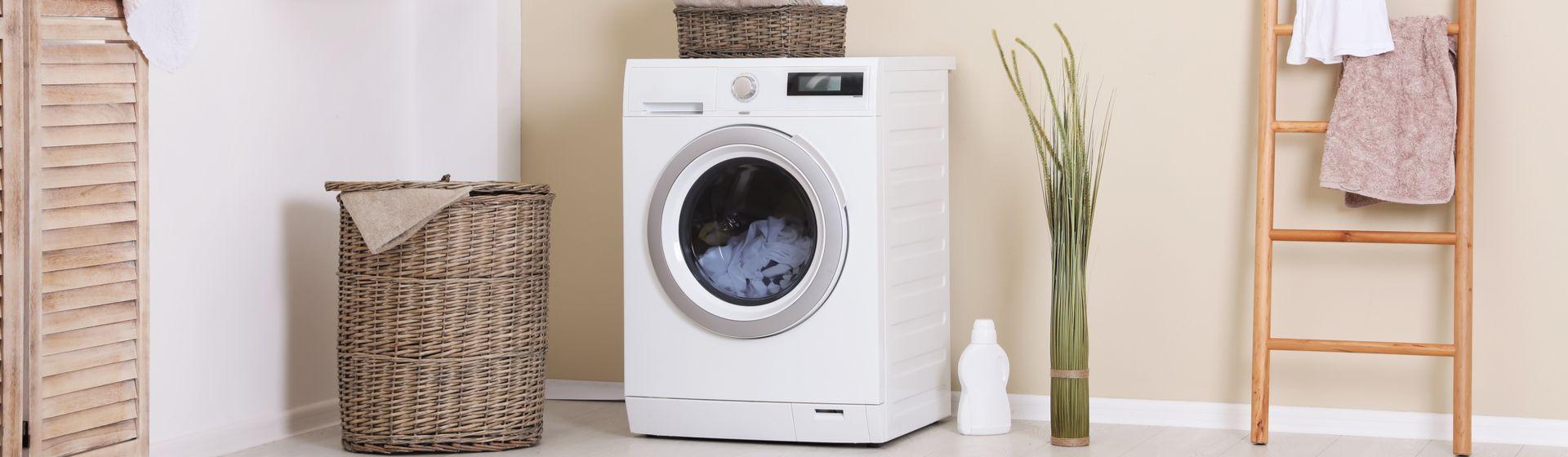 Máquina de lavar com água quente vale a pena?
