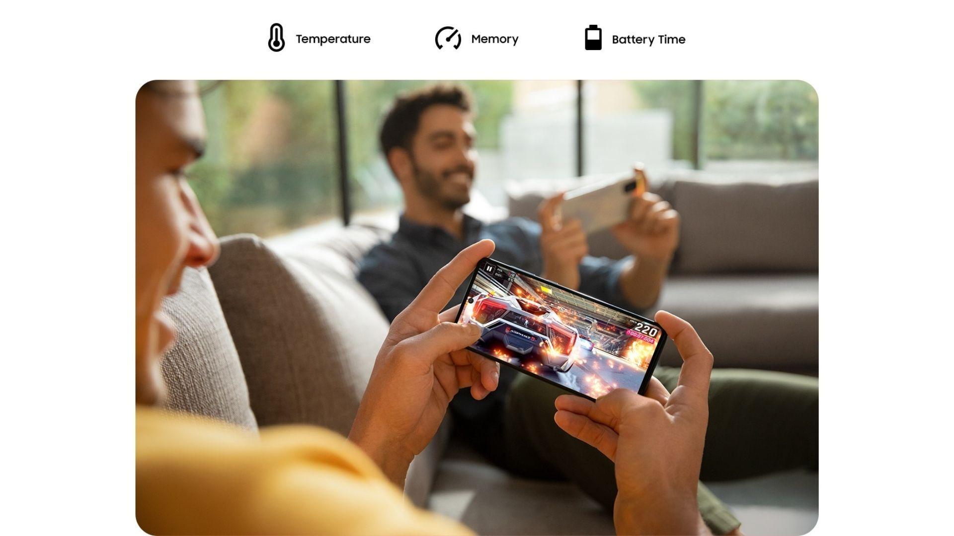 Galaxy M31 vs A71: O A71 é bom para jogar. (Foto: Divulgação/Samsung)