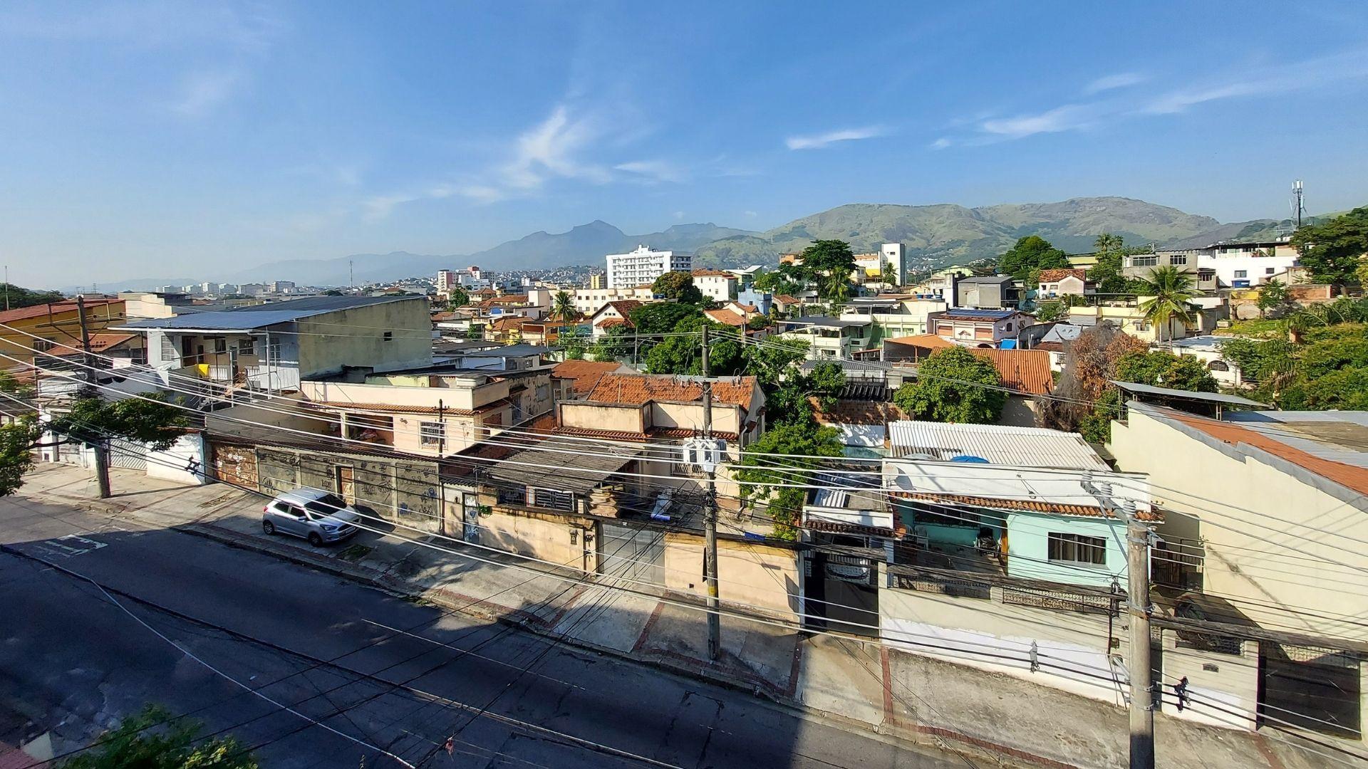 Foto feita durante o dia com a lente ultra-wide do M51 (Foto: Aline Batista/Zoom)