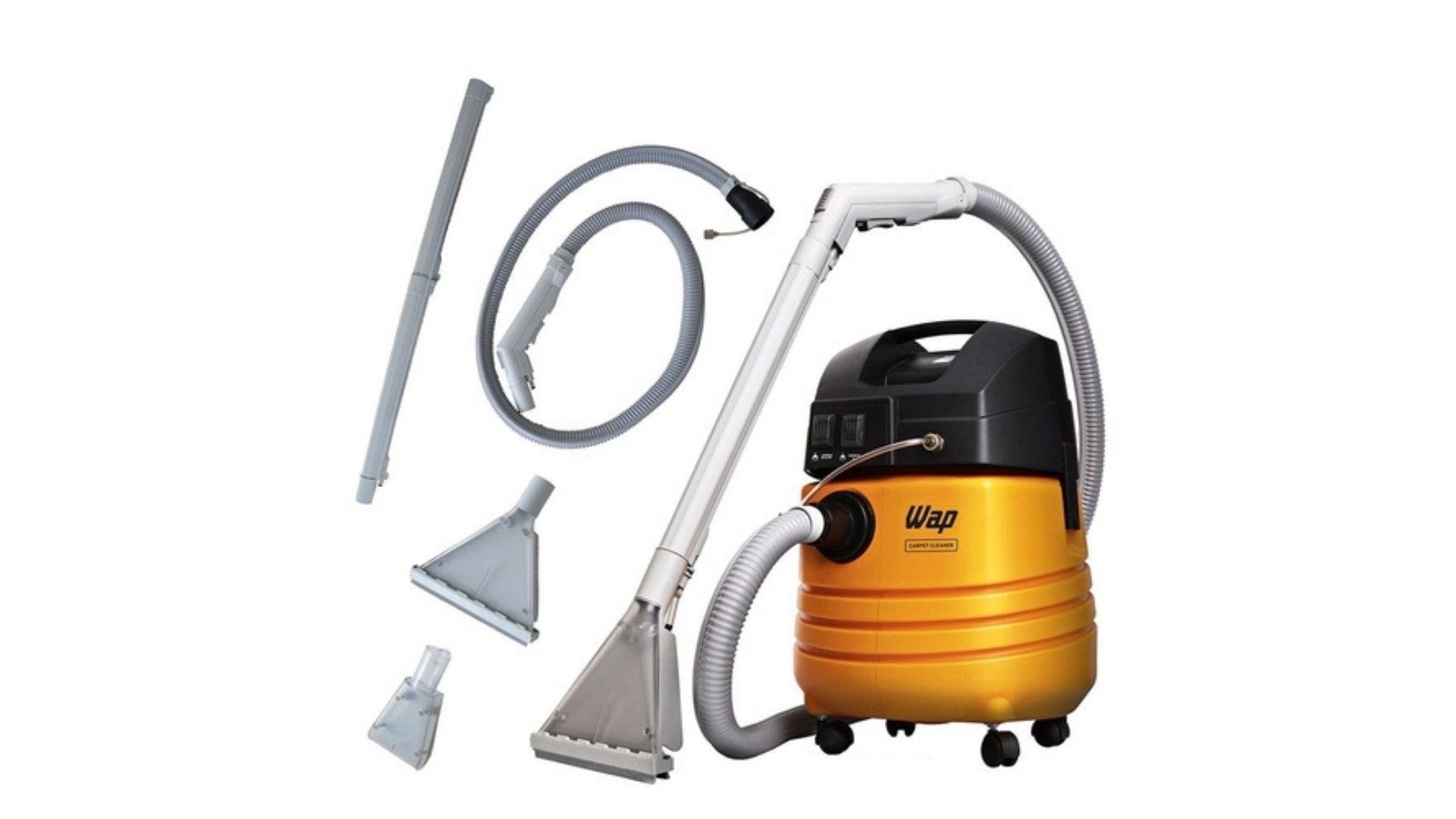 O Aspirador de Pó e Água Profissional Wap Carpet Cleaner é um dos destaques de 2021 (Foto: Divulgação)