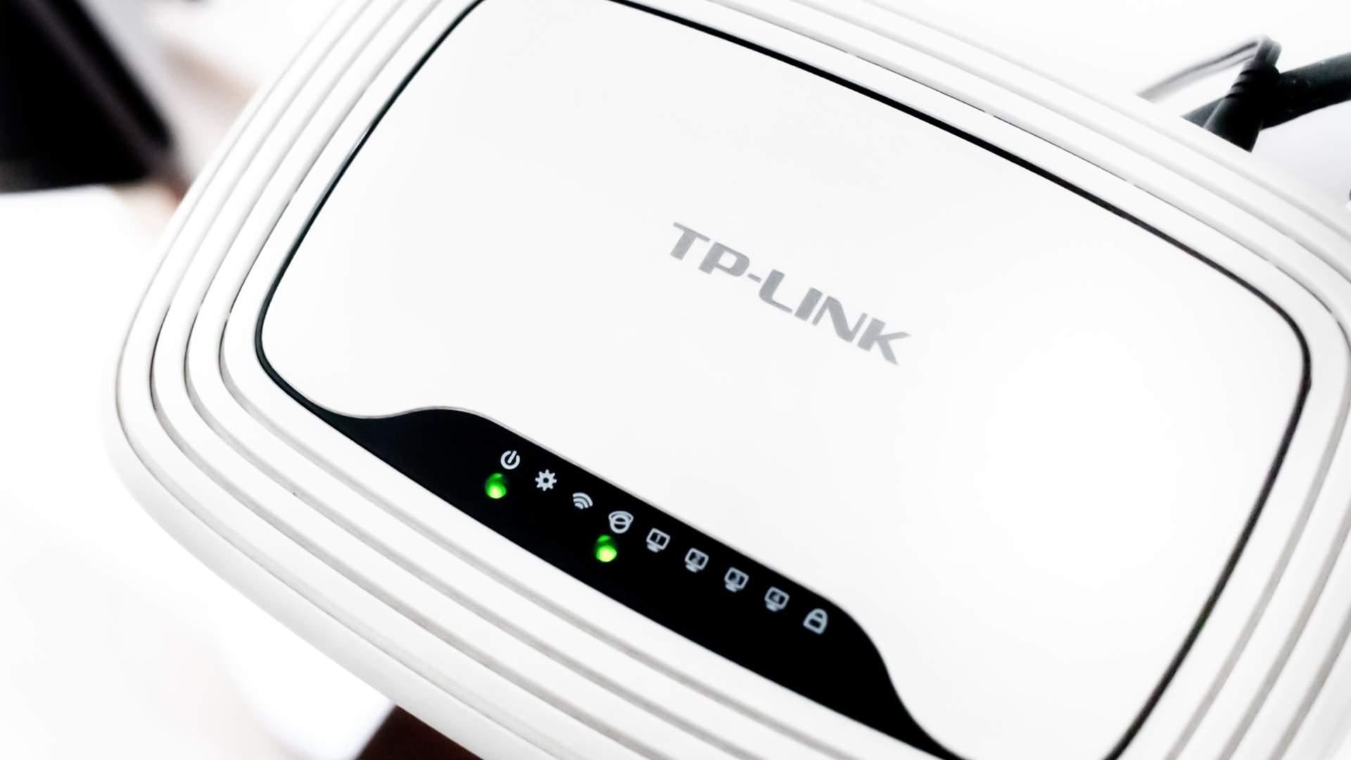 Os roteadores TP-Link são famosos, e a marca tem bastante prestígio entre os consumidores (Fonte: rafastockbr / Shutterstock.com)