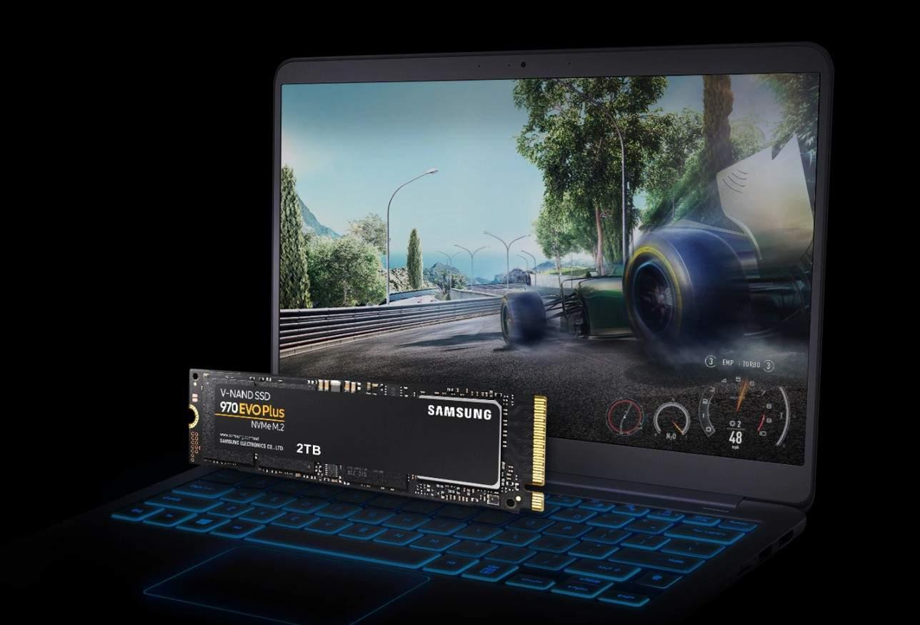 Se o SSD SATA III já impressiona em relação ao HD, o M.2 quase não tem tempo de carregamento (Fonte: Divulgação/Samsung)