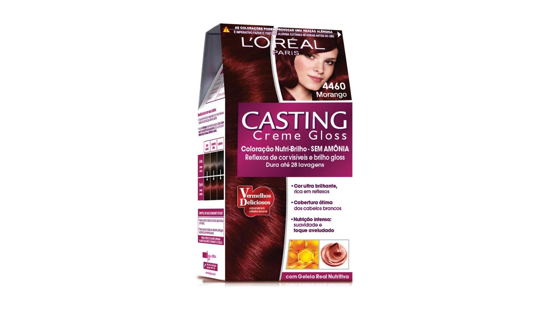 L'Oréal Casting Creme Gloss (Imagem: Divulgação/L'Oréal)
