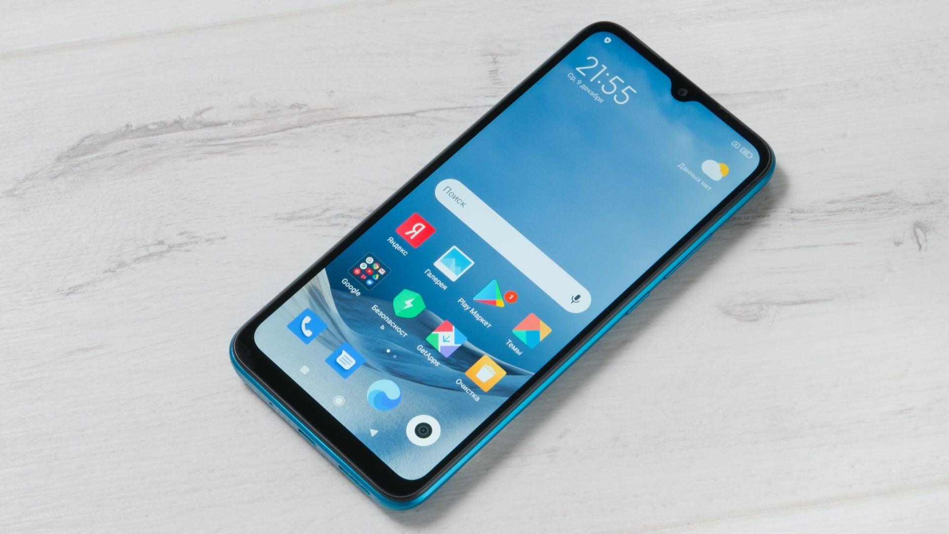 Redmi 9A é um dos melhores celulares da Xiaomi baratos (Foto: Shutterstock)