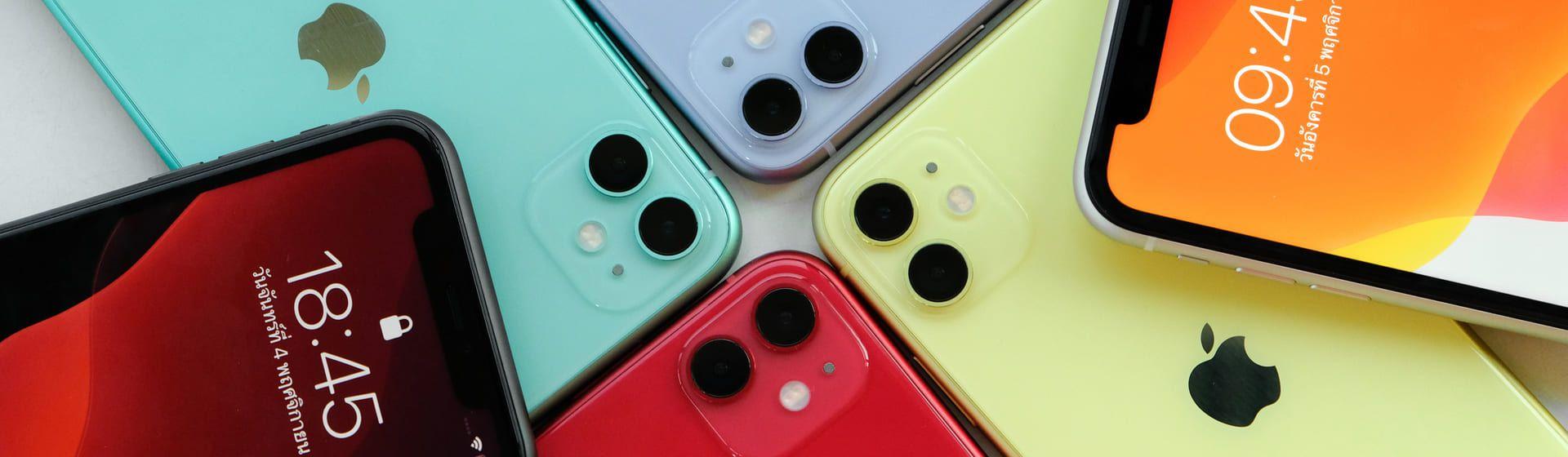 Celulares mais vendidos em abril de 2021: iPhone 11 é o primeiro