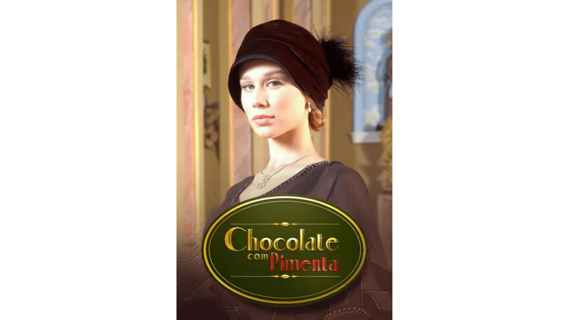 Novela Chocolate com Pimenta (Imagem: Divulgação/Globo)