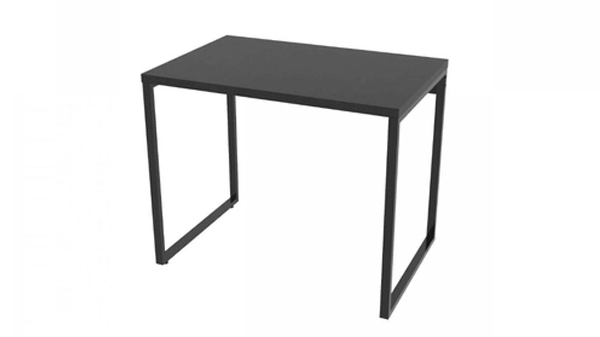 Uma mesa para notebook resistente e ideal para um ambiente moderno (Fonte: Reprodução)