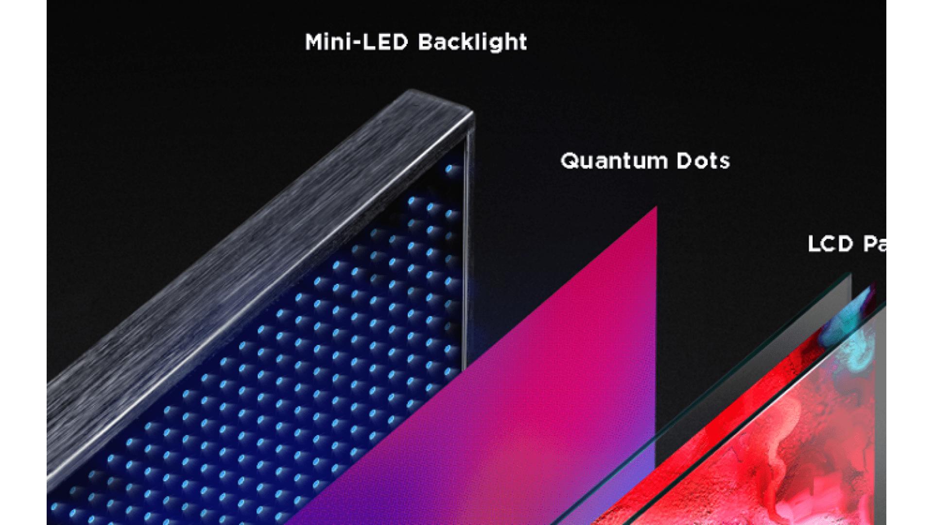 Saiba como funciona a tecnologia de Mini LED! (Imagem: Divulgação/LG)