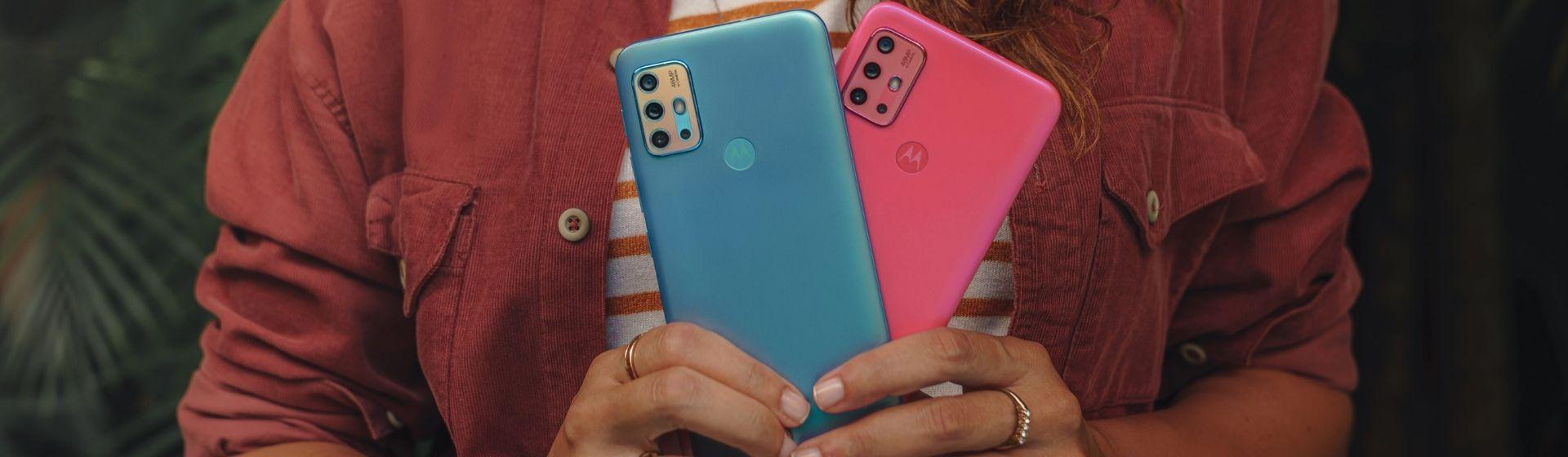 Moto G20: Motorola lança novo celular com quatro câmeras