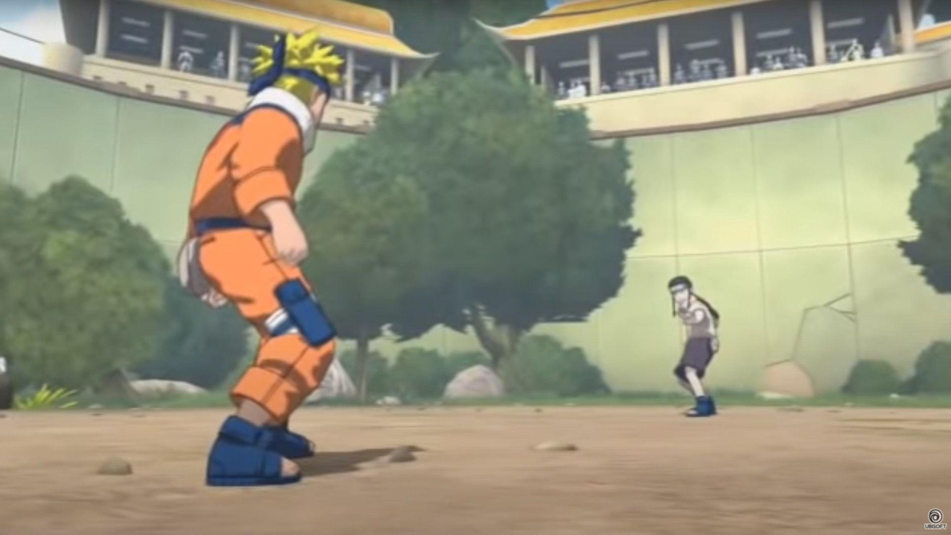 Naruto: Rise of a Ninja foi o primeiro jogo do Naruto feito pela Ubisoft (Foto: Divulgação/Ubisoft)