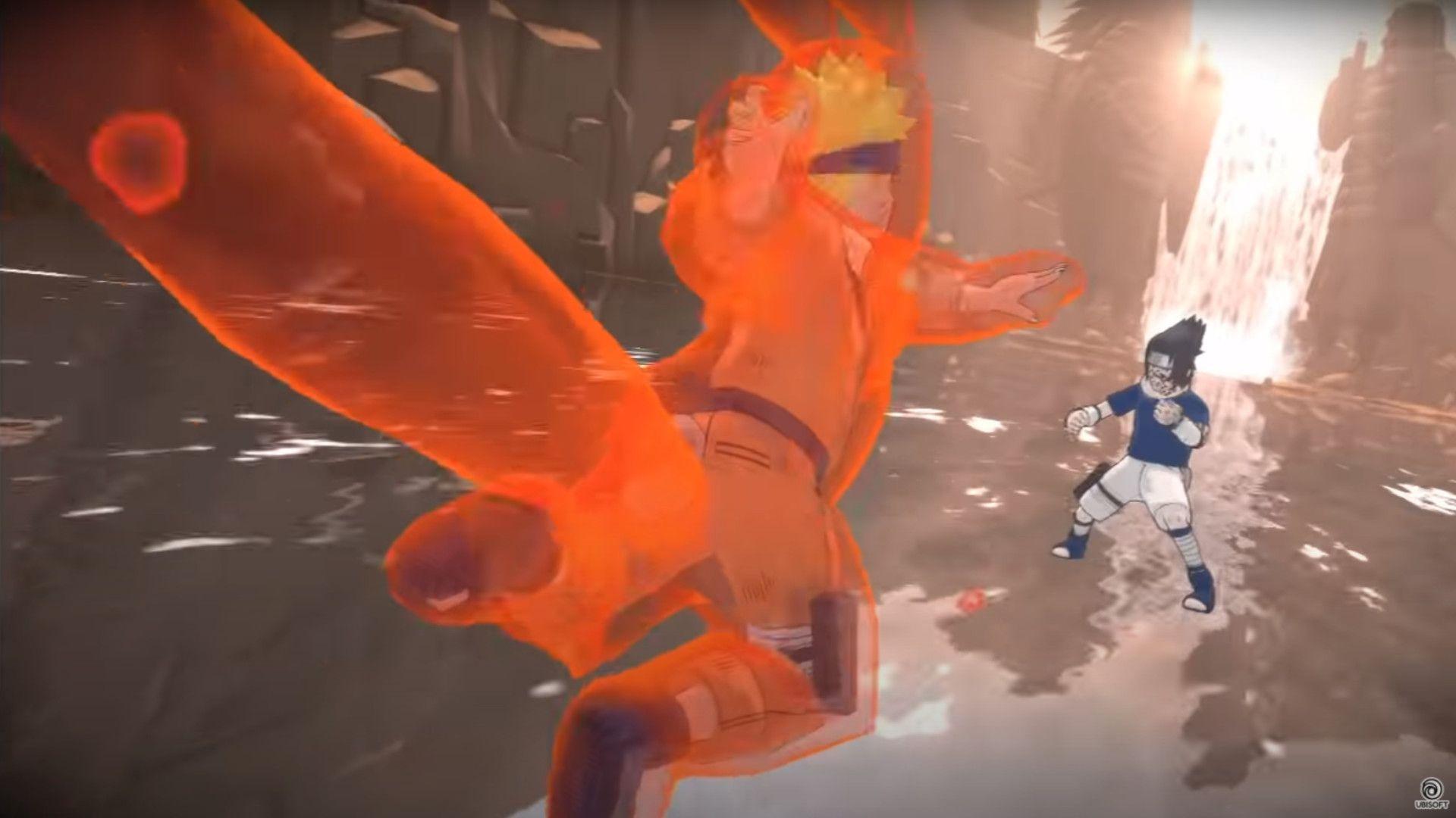 The Broken Bond é o segundo jogo do Naruto exclusivo para Xbox (Foto: Divulgação/Ubisoft)