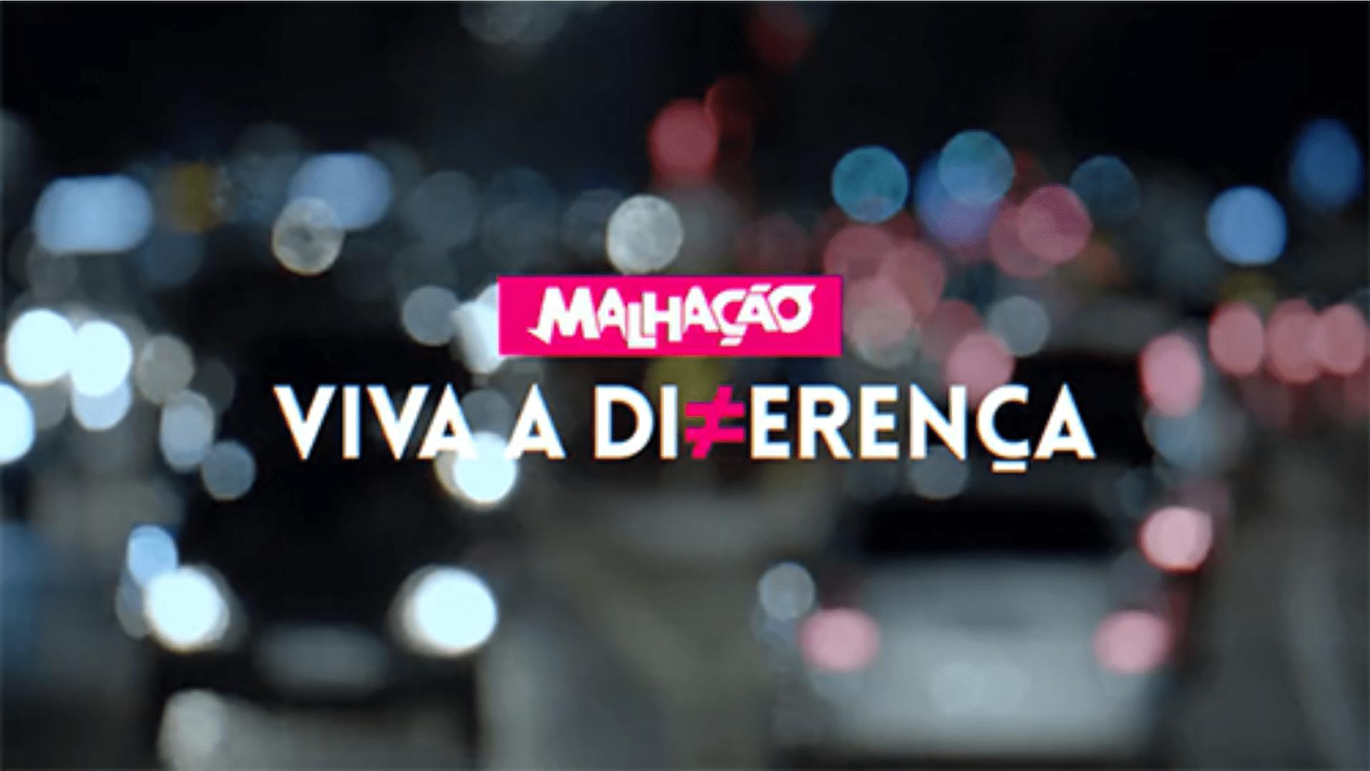 Novela Malhação - Viva a Diferença (Imagem: Divulgação/Globo)