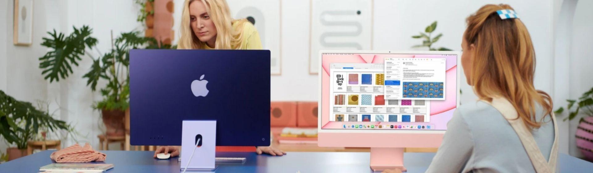 O iMac 24'' colorido com M1 vale a pena? Análise do desktop Apple