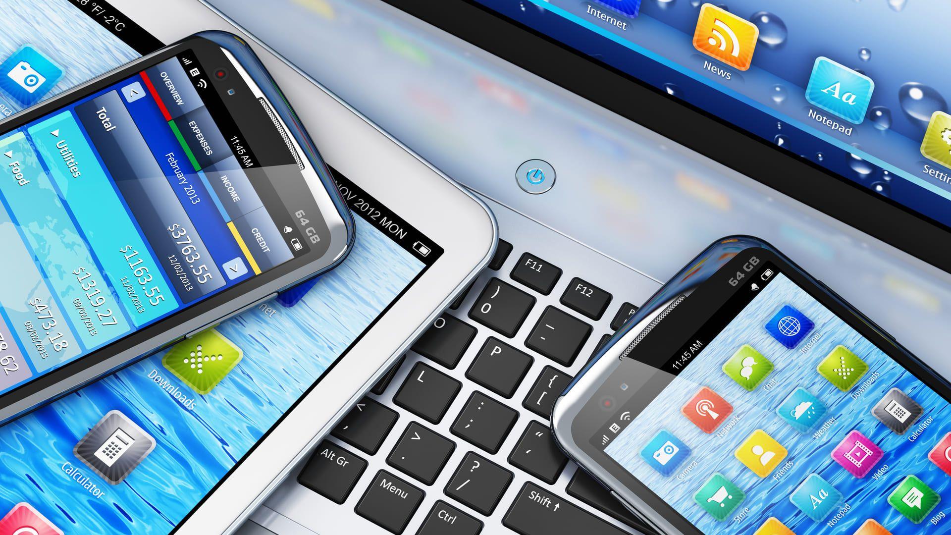 O que é app? São programas usados no celular (Foto: Shutterstock)
